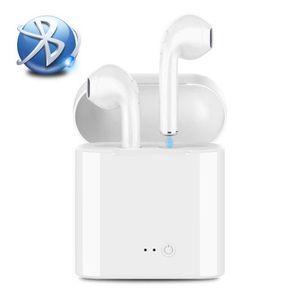 OREILLETTE BLUETOOTH Mini Oreillette Bluetooth sans Fil Sport Casque Bl