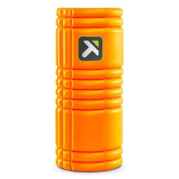 TriggerPoint™ GRID® - Rouleau d'auto-massage en mousse à noyau dur et creux orange