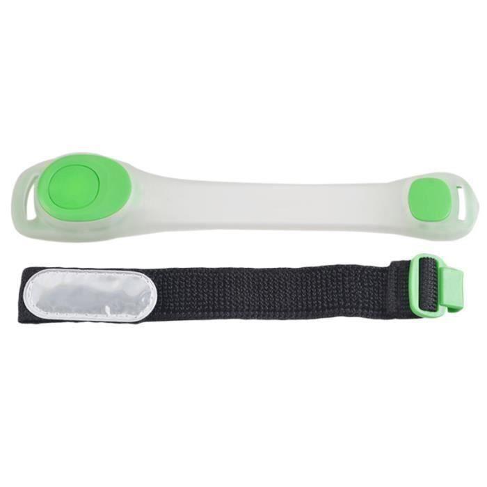 2 pièces LED brassard lumineux ceinture de course utile bracelet de sport PACK PRODUITS DE FITNESS - PACK PRODUITS MUSCULATION