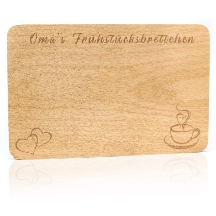 Planche à Petit-déjeuner en Bois, Planche à déjeuner en Bois, Planche de petit-déjeuner en bois, planche à pain en bois, Planch[640]