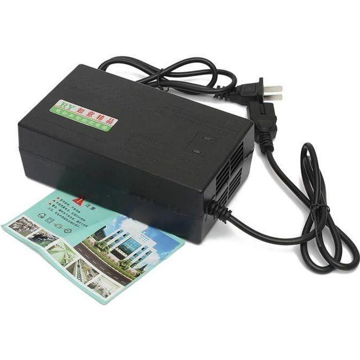 EU Chargeur à 48V 12-14AH Batterie pour Bicyclette Vélo Électrique My13506