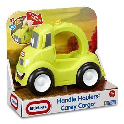 Little Tikes - 636134m - Jouet De Premier Age - Handle Haulers - Carey Cargo - VX-979