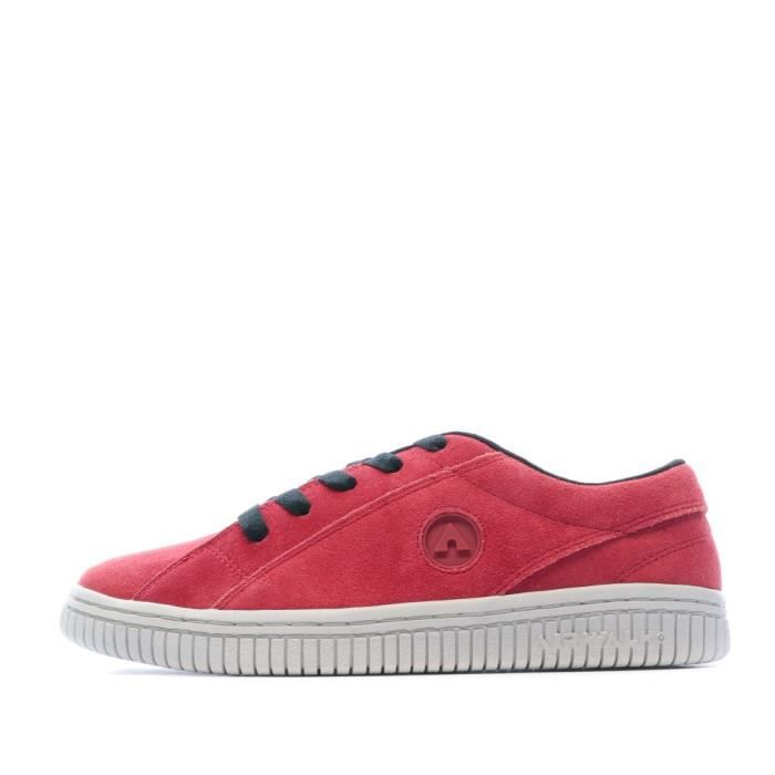 Baskets rouge homme Airwalk The One Hot Dog