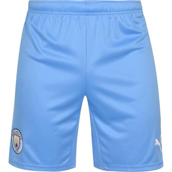 Puma Manchester City Home Short De Football 2021 2022 Hommes