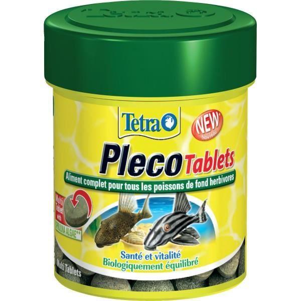 Tetra Plecomin 120 Comprimes