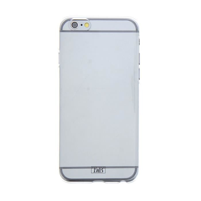 TNB Coque pour iPhone 7 - Transparent
