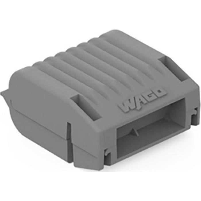 Boîte de gel pour bornes de raccordement WAGO 207-1331 207-1331 flexible: - rigide: - 4 pc(s)