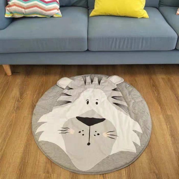 tapis de jeu pour bebe enfant tapis d eveil tigre