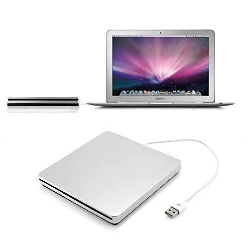 lecteur graveur portable x century lecteur graveur externe usb slot cd graveur pour apple. Black Bedroom Furniture Sets. Home Design Ideas
