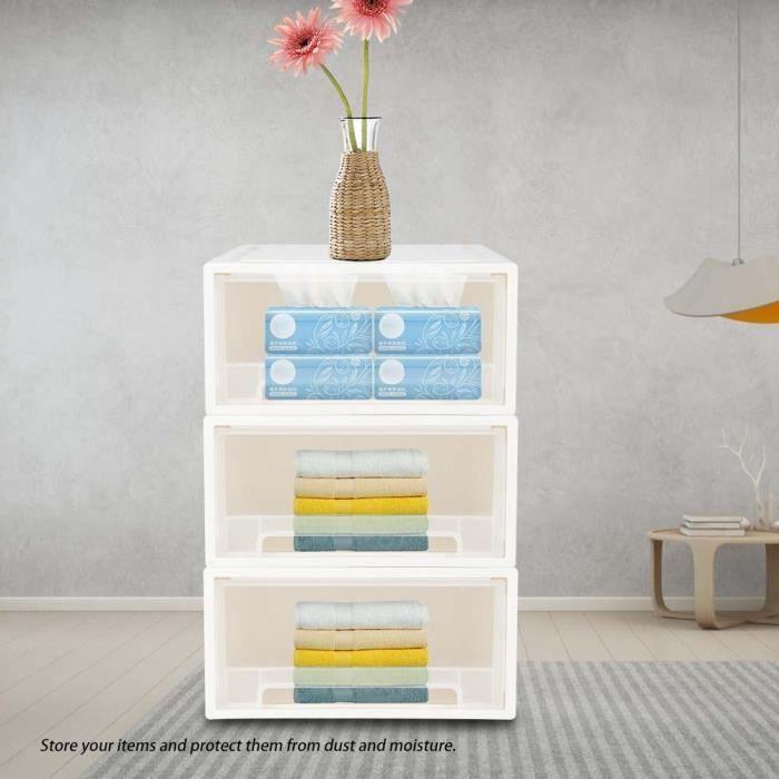 BAC DE RANGEMENT OUTILS Meuble de rangment boîte de rangement grand tiroir