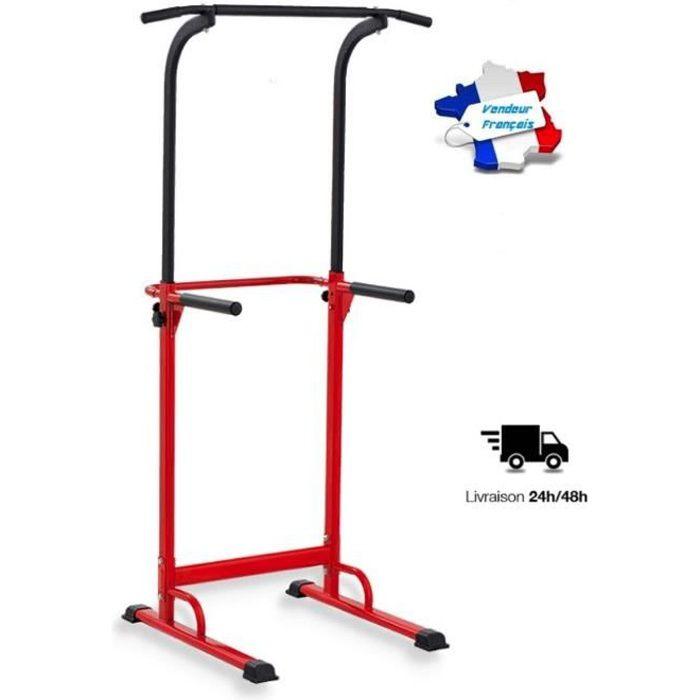 BARRE POUR TRACTION Barre de traction ajustable Station musculation Di