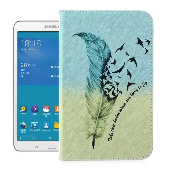 Pour Samsung Galaxy Tab 3 Lite 7.0 T110 SM-T113 Coque copue copue ...