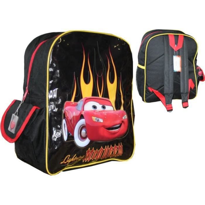 sac a dos scolaire cars 36 cm achat vente sac dos 2009924131799 cdiscount. Black Bedroom Furniture Sets. Home Design Ideas