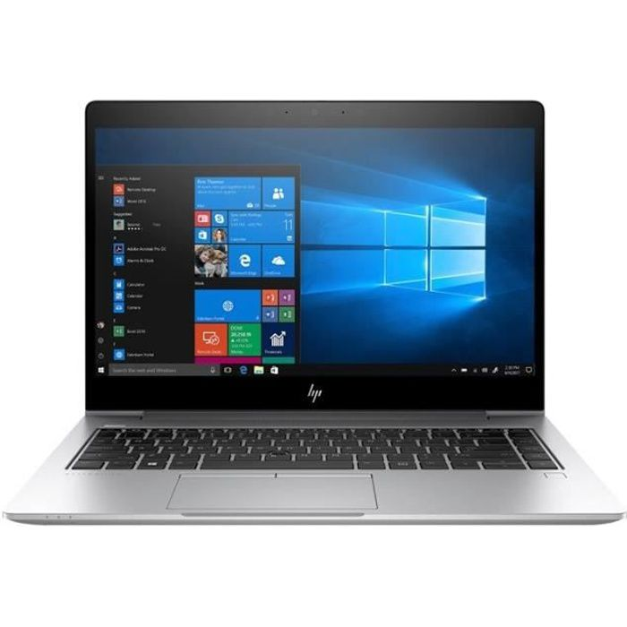 ORDINATEUR PORTABLE HP EliteBook 840 G6 - 14'- Core i5 8265U - 8 Go RA