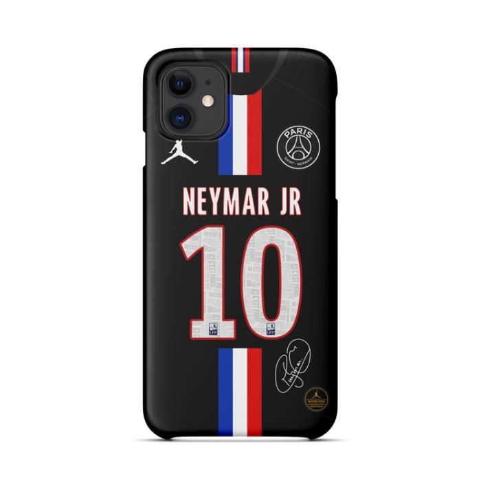 Coque iPhone 7 Plus-8 Plus,Neymar 20-21 PSG Paris Paris Saint ...