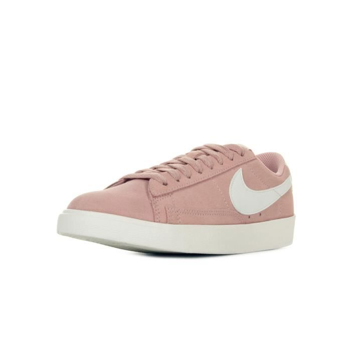 los angeles a0538 9b49f Baskets Nike W Blazer Low SD