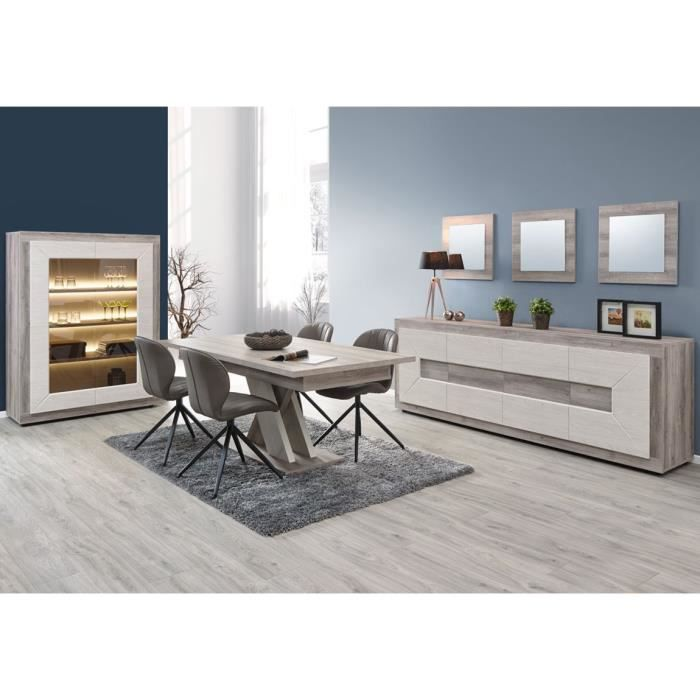 ensemble buffet et table de salle a manger achat vente pas cher. Black Bedroom Furniture Sets. Home Design Ideas
