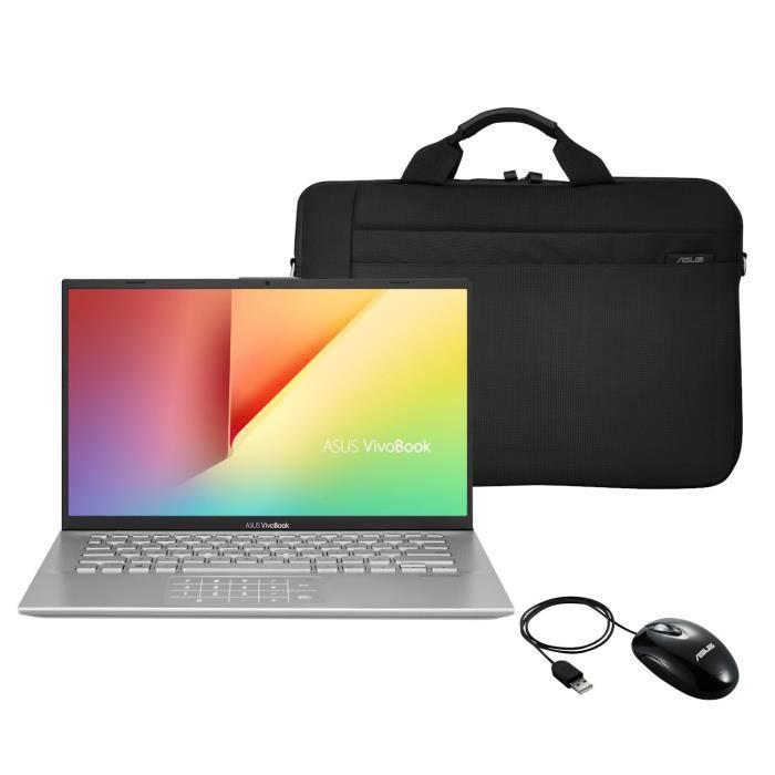 ORDINATEUR PORTABLE ASUS PC portable S412FA-EK579T - 14'' Full HD - Co