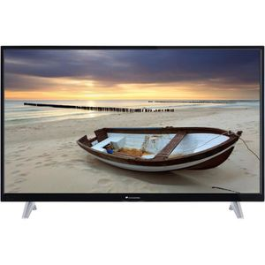 CONTINENTAL EDISON LED49K0317B3 TV 4K UHD Smart 123.2cm(48.5??)