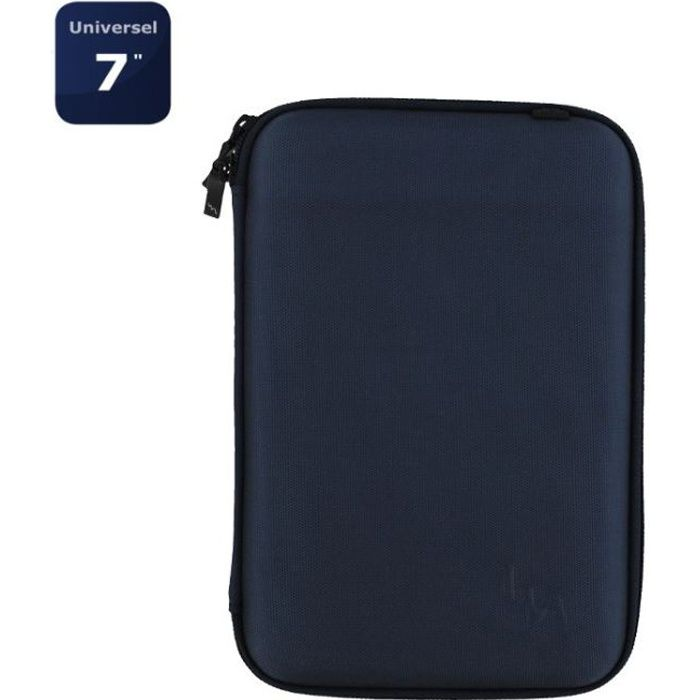 T'NB Housse de protection universelle pour tablette 7- - Collection SUBLIM - Bleu