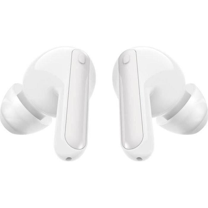LG TONE Free HBS-FN7 Écouteurs Intra-auriculaires Bluetooth - Technologie UVNano LED -  IPX4 - Autonomie 21h - Noir