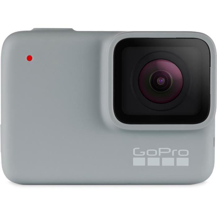 GoPro HERO7 WHITE Action Cam - Blanc