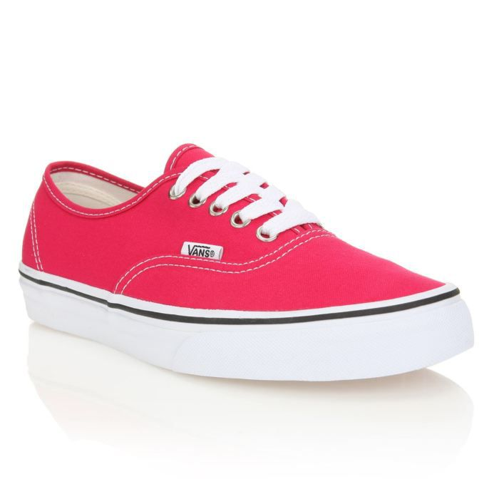VANS Baskets Authentic Femme