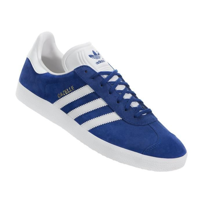 BASKET ADIDAS ORIGINALS Baskets Gazelle HommeBleu
