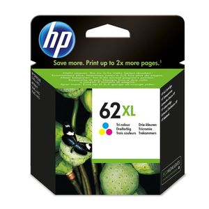 CARTOUCHE IMPRIMANTE HP 62XL cartouche d'encre trois couleurs grande ca