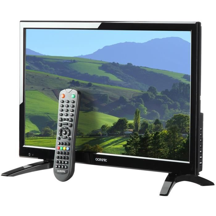 television portable achat vente television portable pas cher cdiscount. Black Bedroom Furniture Sets. Home Design Ideas