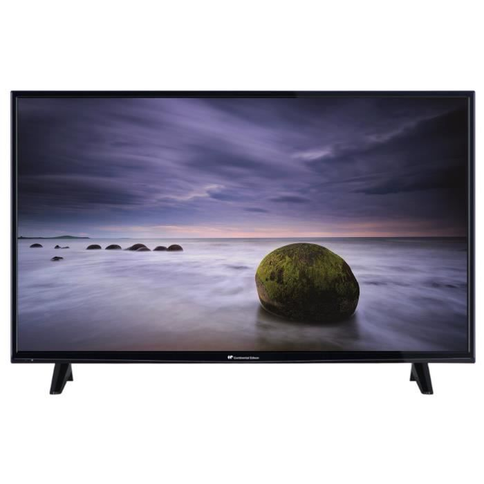 tv led 108 cm achat vente tv led 108 cm pas cher les. Black Bedroom Furniture Sets. Home Design Ideas