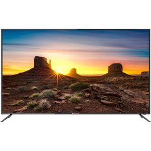 """Téléviseur LED CONTINENTAL EDISON TV 4K UHD 190.5cm (75"""") - 3 X H"""