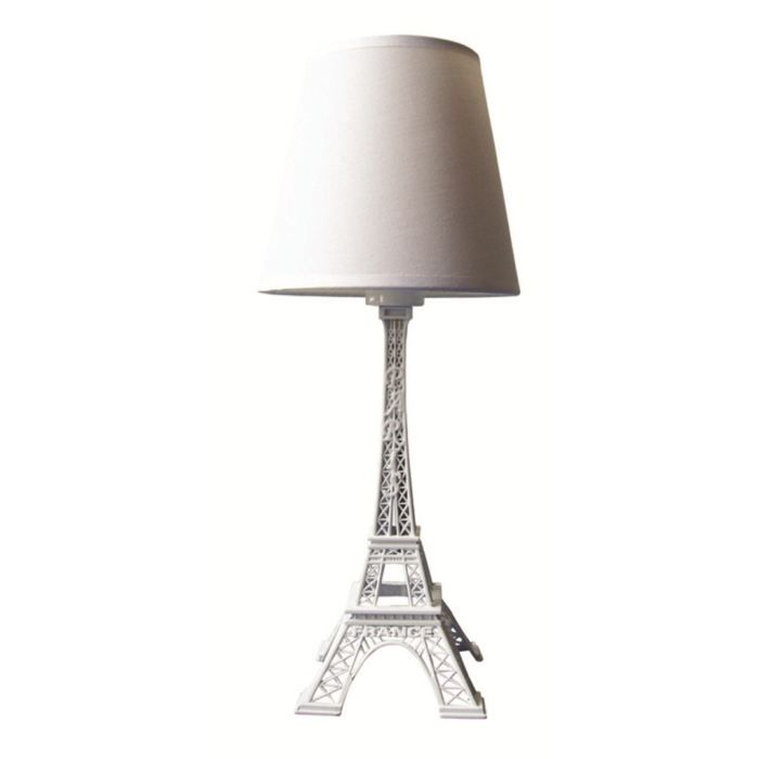 lampe tour eiffel achat vente pas cher. Black Bedroom Furniture Sets. Home Design Ideas