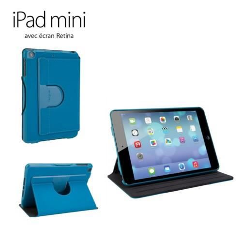 targus etui ipad mini retina versavu bleu prix pas. Black Bedroom Furniture Sets. Home Design Ideas