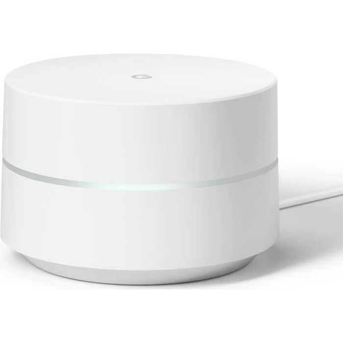 MODEM - ROUTEUR Google WiFi Routeur AC1200 - 2 ports Gigabit Ether