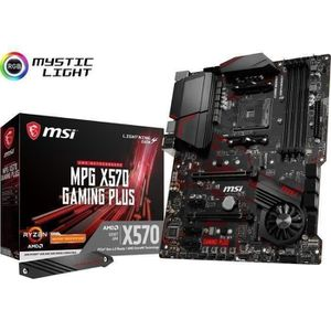 CARTE MÈRE MSI Carte mère MPG X570 GAMING PLUS - AM4