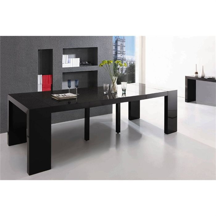console rallonge ikea. Black Bedroom Furniture Sets. Home Design Ideas