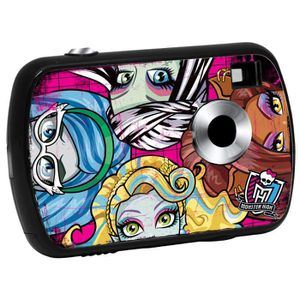 APPAREIL PHOTO ENFANT MONSTER HIGH Appareil Photo Numérique 1.3 MP Lexib