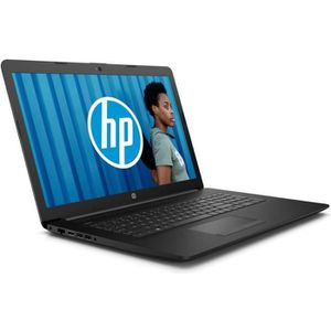 ORDINATEUR PORTABLE HP PC Portable 17-ca0037nf - 17,3