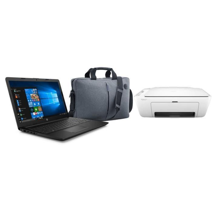 """ORDINATEUR PORTABLE HP PC Portable 15-db0087nf - 15,6"""" HD - AMD A4 - R"""