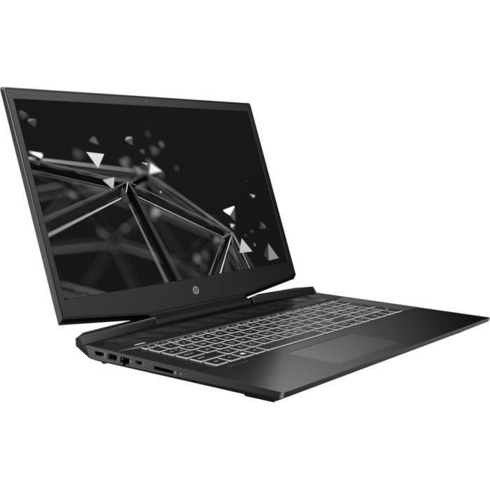 "ORDINATEUR PORTABLE HP PC Portable Pavilion Gaming - 17,3""FHD - Core i"