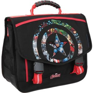 CARTABLE AVENGERS Cartable Scolaire - 1 Compartiment - 6 à
