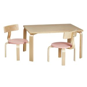 table enfant bois massif achat vente table enfant bois massif pas cher cdiscount. Black Bedroom Furniture Sets. Home Design Ideas