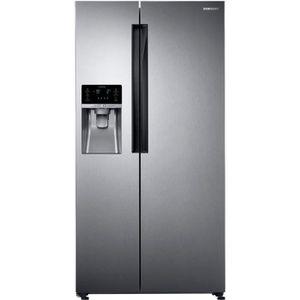 RÉFRIGÉRATEUR AMÉRICAIN SAMSUNG RS58K6307SL-Réfrigérateur américain-575 L