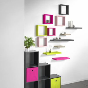 meuble wenge en cubes achat vente meuble wenge en cubes pas cher cdiscount. Black Bedroom Furniture Sets. Home Design Ideas