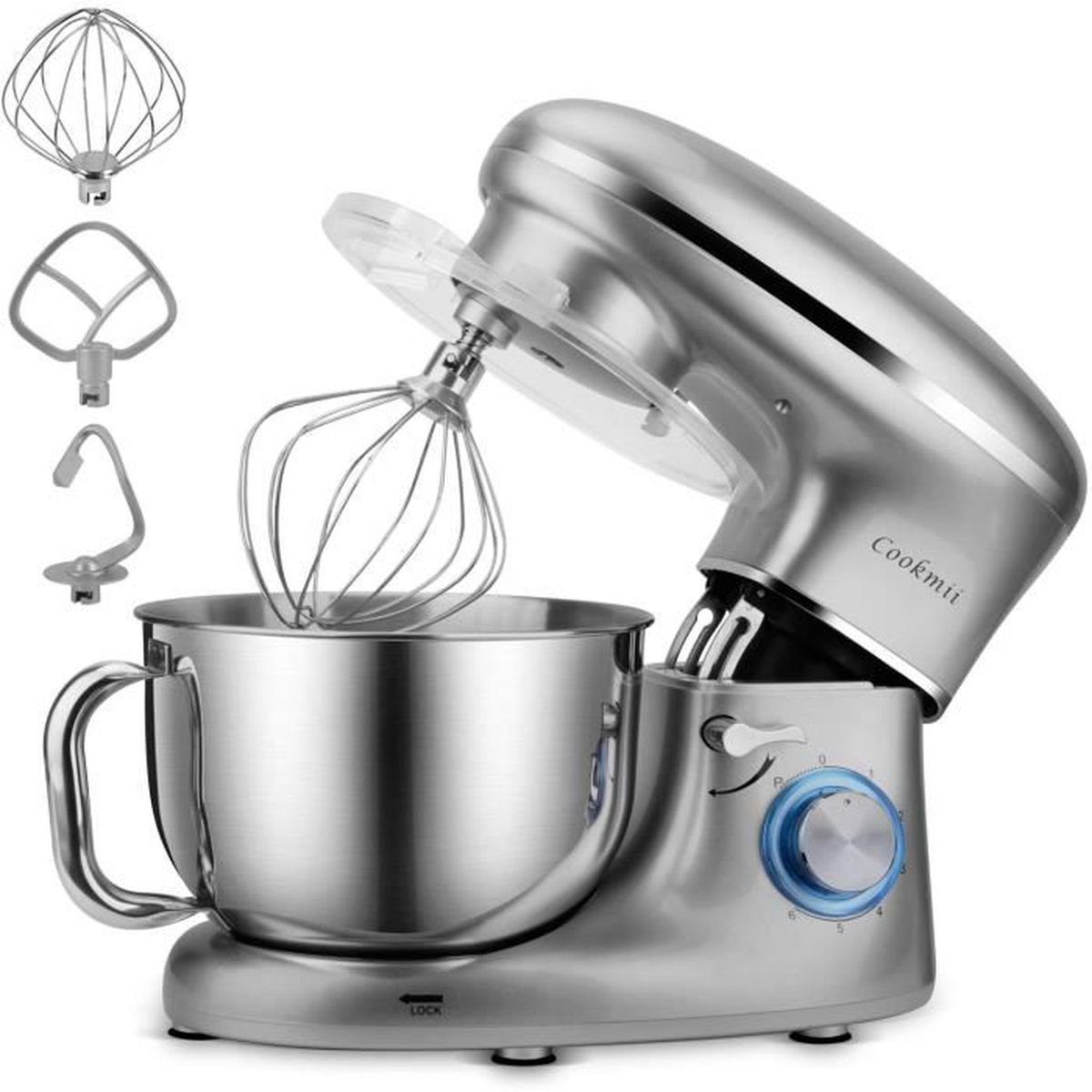 Cookmii Robot Patissier Robot Petrin Robot Cuisine Multifonction