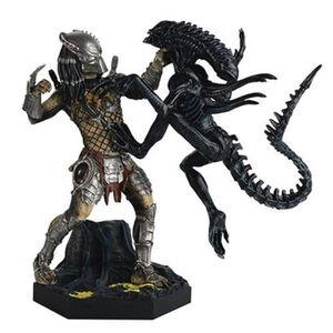 Masque Predator Vinyle Banque Statue