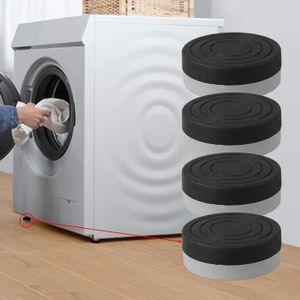/& insonorisation 1 A machines à laver Support comme tampons de vibrations