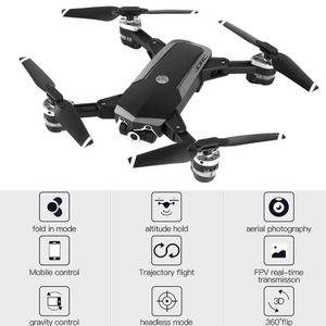 DRONE droneJDRC WiFi FPV RC Quadricoptère Pliable Téléco