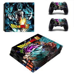 STICKER - SKIN CONSOLE eFinger Vinyle Protection for Dragon Ball Super Bo